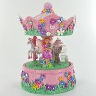 Carusel muzical - Zane si Unicorni