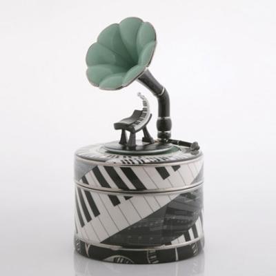 Cutiuta muzicala Jazzy Piano - CD