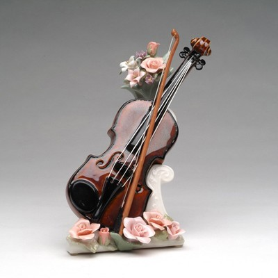 Mergi la Cutiuta muzicala de portelan - Vioara